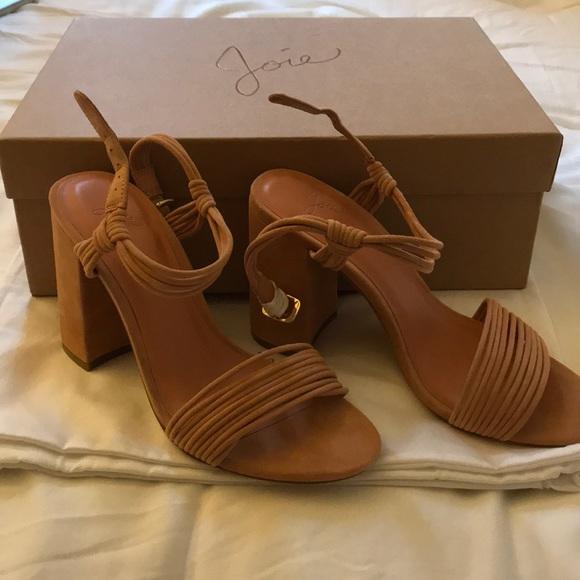 1a97a5802e2 Joie Laddie Sandals 6.5 NWT